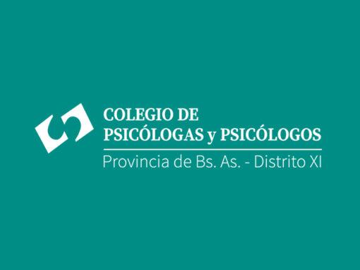 Colegio de Psicólogas y Psicólogos – Distrito XI